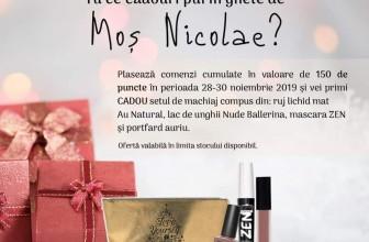 Cadou de Mos Nicolae de la Farmasi