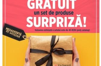 Primește un cadou surpiză la o comandă de 30 puncte!