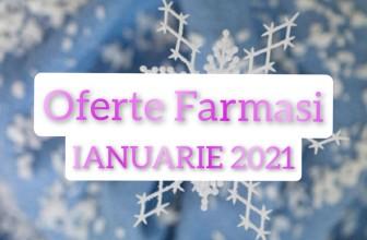Noul Catalog Farmasi și ofertele lunii ianuarie 2021! Cadouri si promotii!