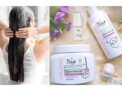 Tratament împotriva căderii părului cu usturoi și capyxil 100% BIO!